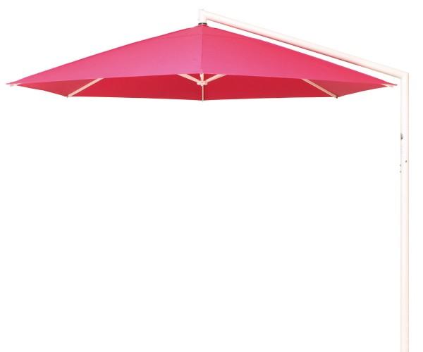 Sonnenschirm Rialto Rund bis 10,40 m² 6er Teilung Tex-Acryl.