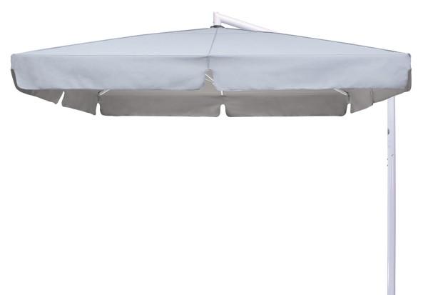 Rialto Sonnenschirm quadratisch Kurbelsystem bis 12,3 m² - 8er Teilung Tex-Acryl
